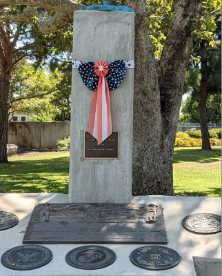 Untitled Veteran's Memorial