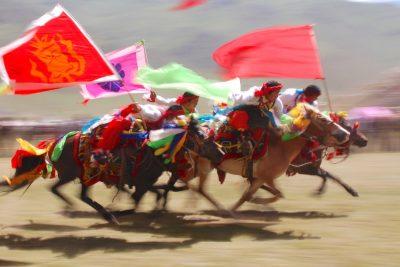 Bowers Museum:  Tibetan Festivals, Textiles & ...