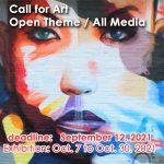 Open Theme / All Media Exhibition