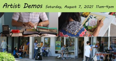 Chemers Gallery: The heART of OC Artist Demos