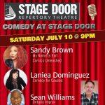 Anaheim:  Comedy at Stage Door