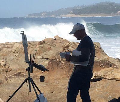 Laguna Beach Plein Air Painting Workshop