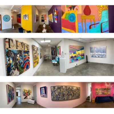JoAnne Artman Gallery, Celebrates: Lucky #13: 13 Y...