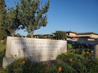 Newport Beach Public Library- Mariners Branch