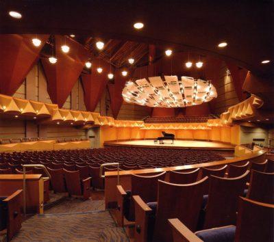 Meng Concert Hall, Cal State Fullerton