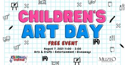 Muzeo:  Children's Art Day