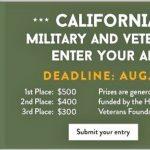 Military/Veteran Artists
