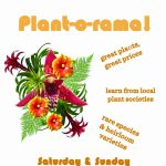Sherman Gardens:  Plant-O-Rama