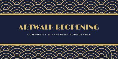 DTSA:  Community Art Walk Meeting