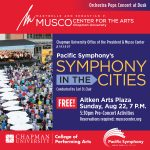Musco Center Reopens with Pacific Symphony