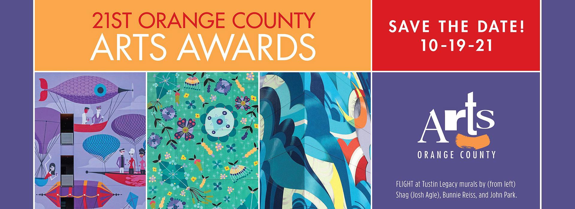 2021 Arts Awards