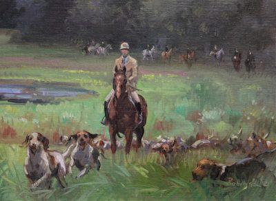 Vanessa Rothe:  Horse & Hound Exhibition