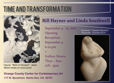 On Exhibit:  Time and Transformation