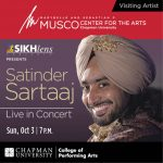 Musco Center:  Satinder Sartaaj Rejuvenation Tour