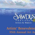 Laguna Beach:  Artists' Benevolence Fund Auction