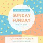 Brea:  Sunday Funday
