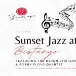Sunset Jazz at Bistango