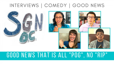 """""""Some Good News O.C."""" -- Chance Theater's Web Series"""