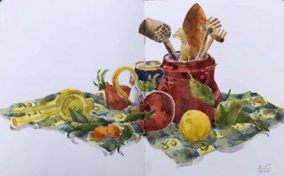Schroeder Studio Gallery, Judy Schroeder