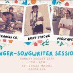 DTSA:  Singer-Songwriter Sessions