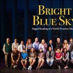 Rose Center:  Bright Blue Sky
