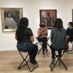 Una charla sobre art / A Chat about Art