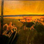 Hilbert Exhibition:  Henrietta Berk:  In Living Color