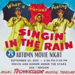 Buena Park:  Singin' in the Rain