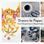 Brea Art Gallery:  Drawn to Paper