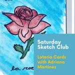 Muzeo:  Saturday Sketch Club
