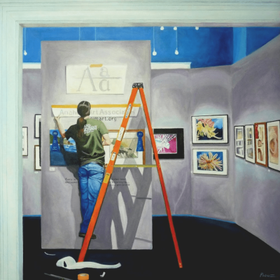 Muzeo:  Anaheim Art Association