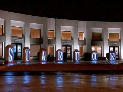 City Hall Letters