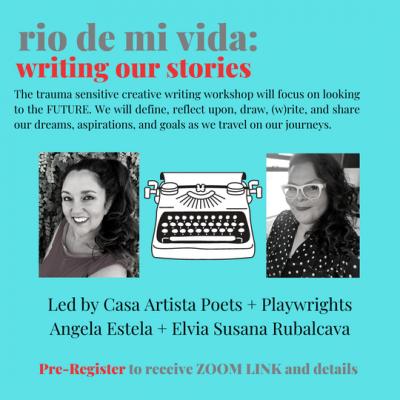 Breath of Latina Theater:  Writing Series