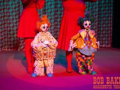 Laguna Art Museum:  Thiebaud Inspired Circus Day