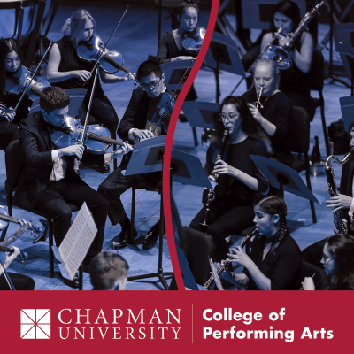 The Chapman Orchestra & University Wind Symphony in Concert