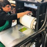 LOCA  Arts Brunch + Printmaking Lecture/Demo
