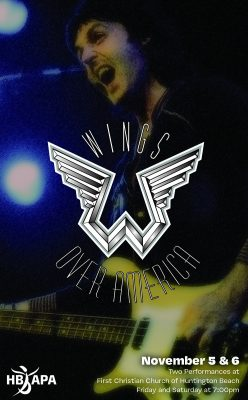 Wings Over America Concert