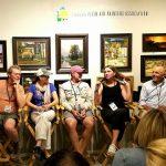 Plein Talk with the Artists