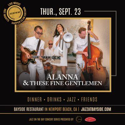 Newport Beach:  Jazz on the Bay