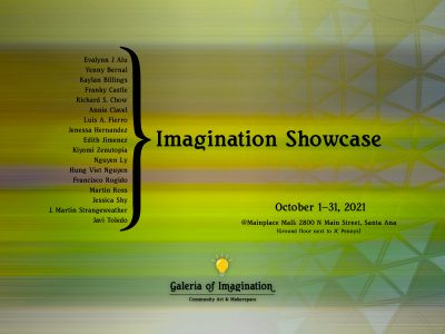 Imagination Showcase