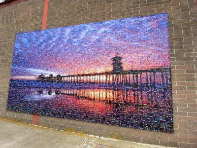 On Exhibit:  Photo Mosaic Unity Project