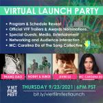 Launch Party:  Viet Film Fest 2021
