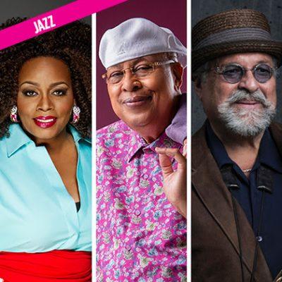 Segerstrom Jazz:  Duets – Dianne Reeves, Chucho ...