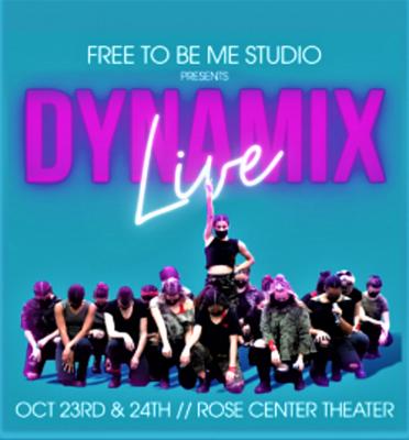 Rose Center Theater:  Dynamix Live