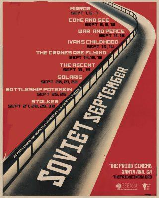 Frida Cinema:  Soviet September