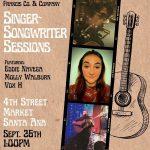 DTSA:  Singer-Songwriter Sessions 4SM