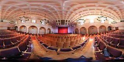 TEMPORARILY CLOSED:  Wilshire Auditorium