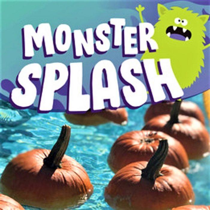 Irvine:  Halloween Pool Party