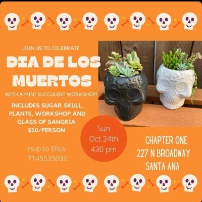 DTSA:  Sugar Skull Planters