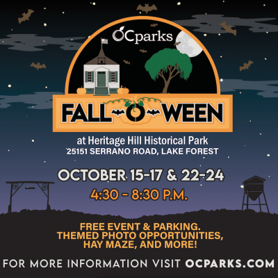 Heritage Hill:  Fall-O-Ween
